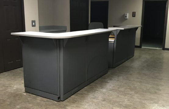 REPP Suite C-100 Reception Desk
